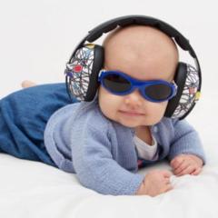 Zonnebrillen voor Baby's