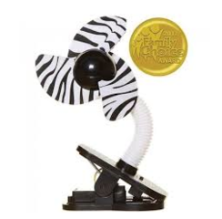 Kinderwagen ventilator | verkoeling