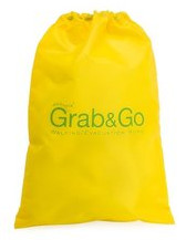 Grab & Go opbergzak voor evacuatiekoord