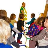 Grab & Go kinder wandelkoord / evacuatiekoord | 10-kids_