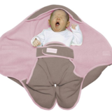 wikkeldoek babydeken