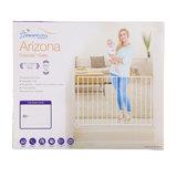 DREAMBABY®  ARIZONA METAL 2-PANEEL EXTENDA Traphekje (67CM-112CM) _