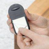 Designline slot voor electrische apparaten, schuifdeuren en nog veel meer   2 stuks antraciet_