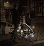 SeeMee LED aan wandelwagen