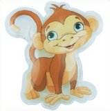 hot and cold gel pack monkey