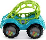 oball auto blauw groen