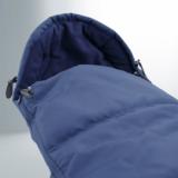 Leclerc voetenzak Polar blauw