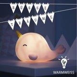 Reer Lumilu Led Nachtlamp Walvis Eenhoorn 4013283522844