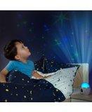 MyMagicStarLicht sterrenlicht nachtlamp met slaapliedjes