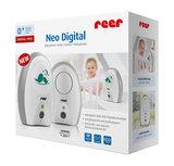 Reer Digitale Babyfoon NEO wit/grijs_