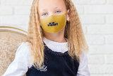 gezichtsmasker met Beschermende en verwijderbare PM2.5-filters