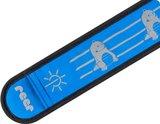 Reer reflecterend bandje met LED | blauw - monster_