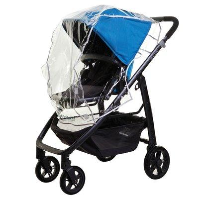 Dreambaby regenhoes wandelwagen | witte bies