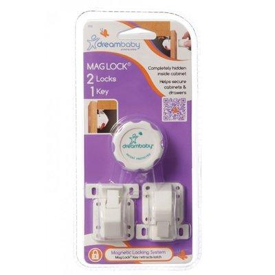 Mag Lock magneetslot Dreambaby (2 + 1 key)