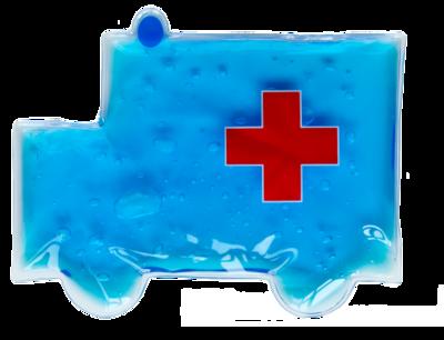 Miyali BUDDY gel pack kids ambulance