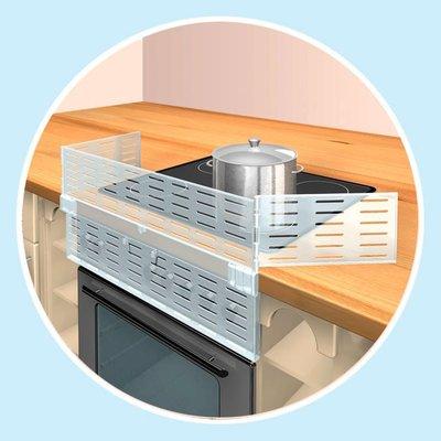 Kookplaat beschermer Deluxe   transparant