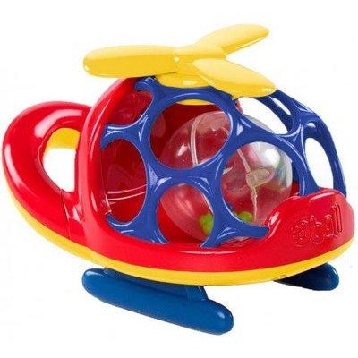 Oball O-Copter™ Toy helikopter badspeeltje rood/geel/blauw