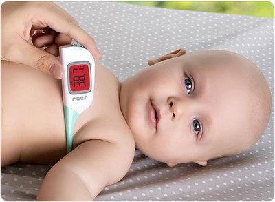 CoulourTemp digitale koortsthermometer | 1 stuks