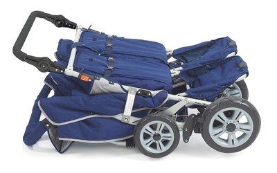 Bye Bye opvouwbare wandelwagen 4 personen