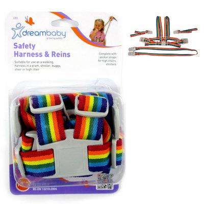 Dreambaby Kinderveiligheidstuigje Multikleur 6M - 4J