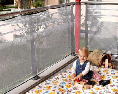 Reer balkonnet voor binnen/buiten