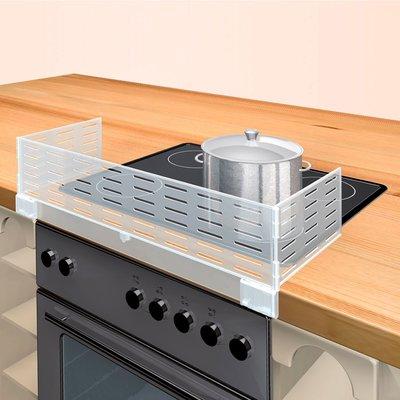 Kookplaat beschermer Basic | transparant