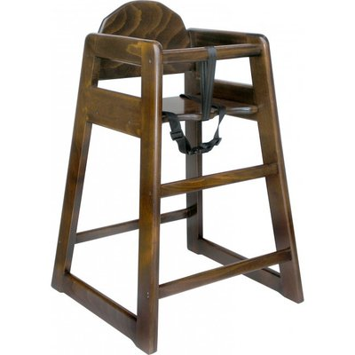 Jippie`s kinderstoel | Jippie's High Chair | Walnoot