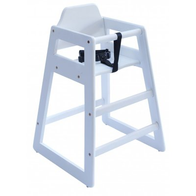 Jippie`s kinderstoel | Jippie's High Chair | Wit