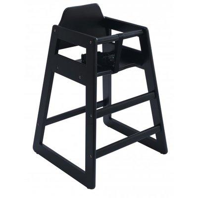 Jippie`s kinderstoel | Jippie's High Chair | Zwart