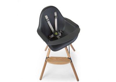 Babystoel EVOLU ONE 180° Antraciet 2 in 1 met beugel