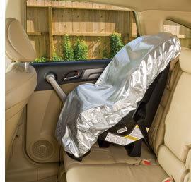 Mommy's Helper Isolatiehoes Autostoel