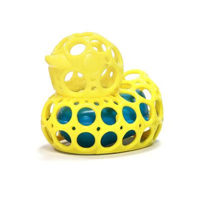 Oball O-Duckie badspeeltje geel