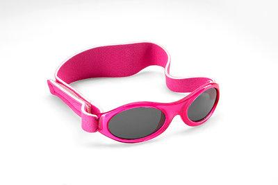 Baby BANZ zonnebril roze (0-2 jaar)