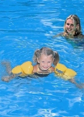 HydroKids Arm Bands 6 - 12 jaar!