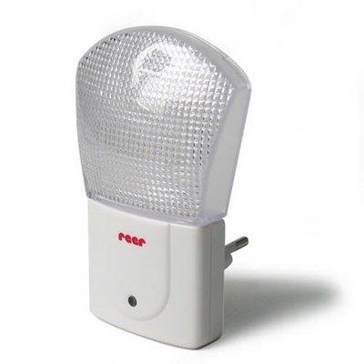 Reer 3-LED nachtlampje met lichtsensor