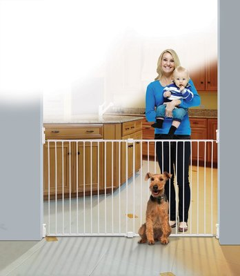 Dreambaby Broadway GRO-GATE® Xtra-Wide | Wit