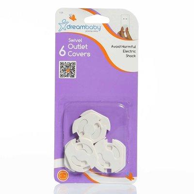 Dreambaby stopcontactbeveiligers | 6 stuks