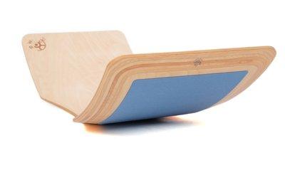 Rocker Board Twister met vilt Linde Groen