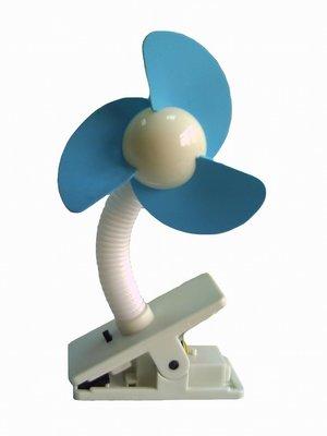 Dreambaby kinderwagen ventilator | blauw