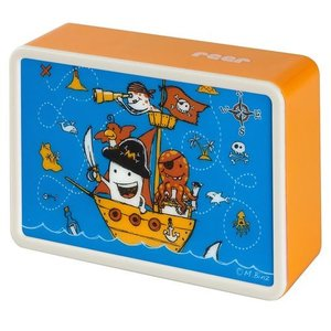 KidsLight creatieve LED-nachtlamp, motief Piraat