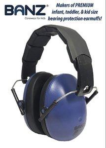 Navy gehoorbeschermer Banz