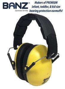 Banz gold gehoorbescherming
