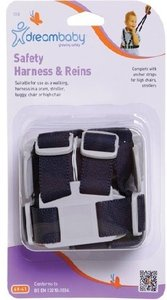 DreamBaby Safety Harness and Reins - Navy