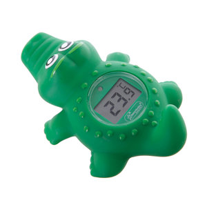 DREAMBABY® Digital screen kamer & bad thermometer (krokodil design)