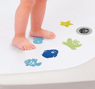 Dreambaby anti-slip badmat figuurtjes (10 stuks)