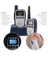 OP = OP Reer Care&Talk 2in1 Babyfoon & walkie-talkie!