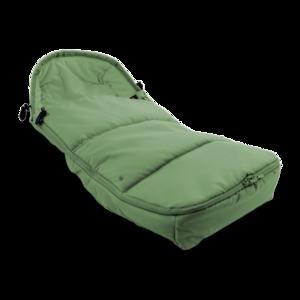 Leclerc voetenzak Polar groen