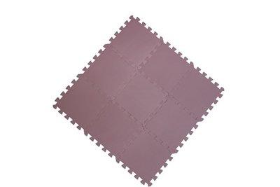 BabyDan speelmat foam roze