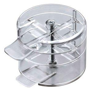 Oven beveiliging / ovendeurstopper | Transparant