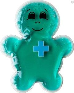 Little Luca GelPack kids groen doktertje